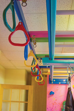 A Fun Factory sensory gym