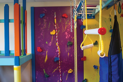 A Fun Factory therapeutical gym
