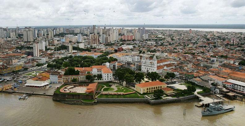 Cobertura de sinal   Amazônia Viva FM 89,5