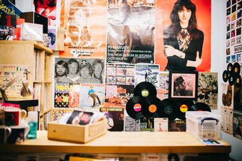 Tienda de discos