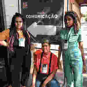 RPretas no Festival Blogando 2019 | Fonte: Acervo Pessoal