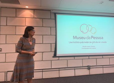 3 Perguntas - Claudia Leonor: A Memória Oral Como Visibilidade a Grupos Sociais