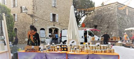 Fête de l'oranger à Bar-sur-Loup