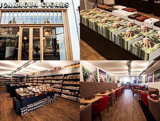 Cigar Lounges.... Cigaragua of Amsterdamn