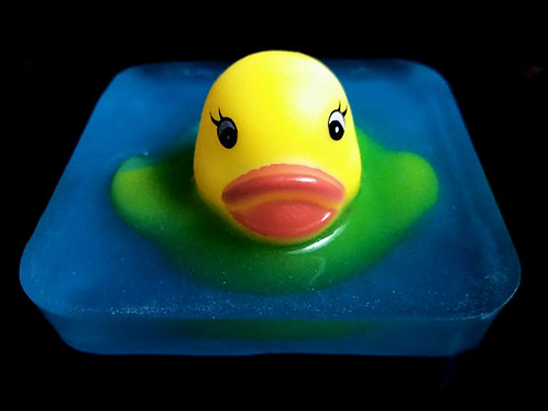 Mini Rubber Duck Soap
