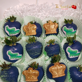 Freash Prince Theme Strawberries