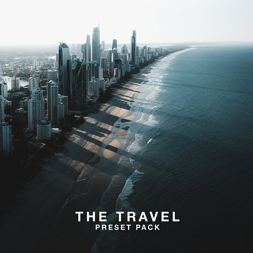 The Travel Preset Pack
