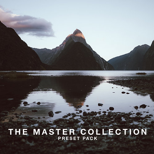 The Master Collection Preset Pack