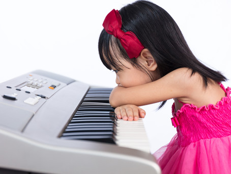 Learning And Mastering The Piano Is Not Easy. Here's 5 reasons why!