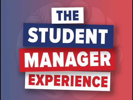 The Student Manager Experience + How YOU Can Get Involved