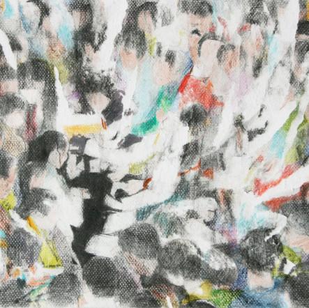 Menge (2), 2017