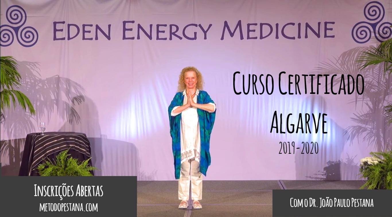 Curso Eden Energy Medicine Foundations Program Portugal