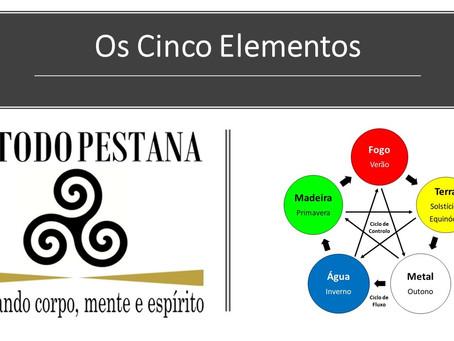 As Energias dos Cinco Elementos