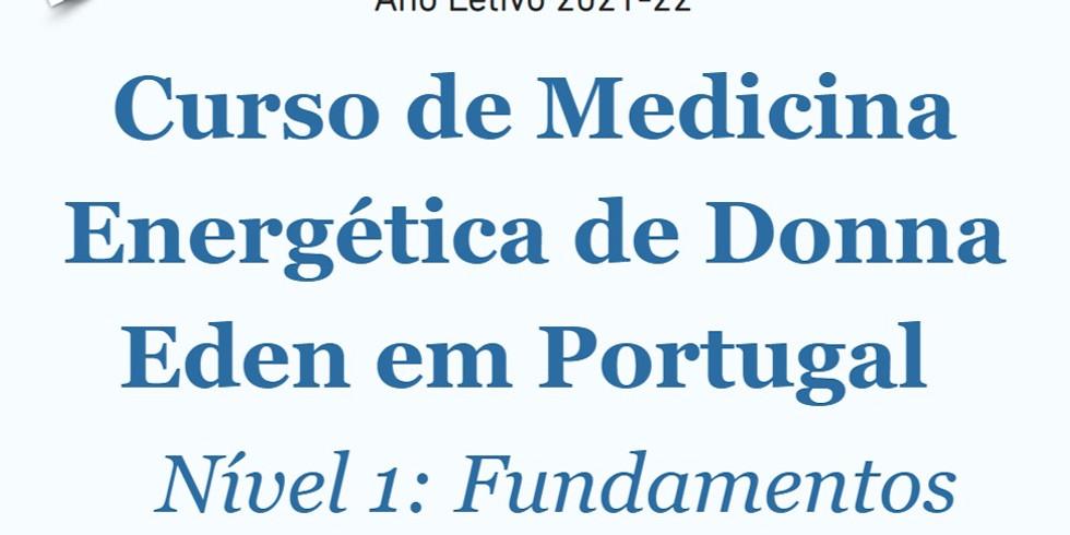 Curso Nível 1: Fundamentos da Medicina Energética Eden