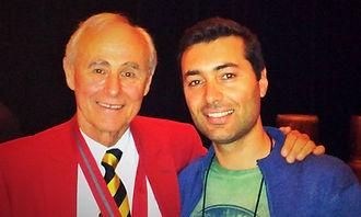 Dr. João Paulo Pestana e Gary Craig