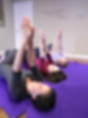 Total Motion NW | Bellevue Feldenkrais Awareness Through Movement Group Class 2