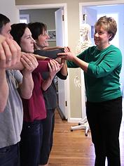 TotalMotion NW   Bellevue Feldenkrais Awareness Through Movement Group Class