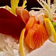 Sashimi Sampler (2 pcs each)