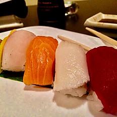 Sushi Sampler (4 pcs)