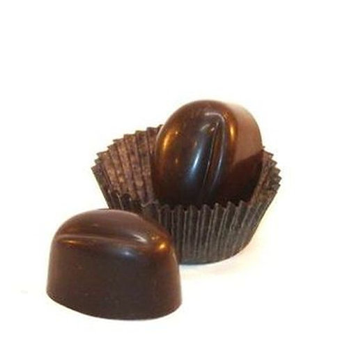 Vegan Organic, 50 Espresso Chocolate Truffles, Bulk Packed