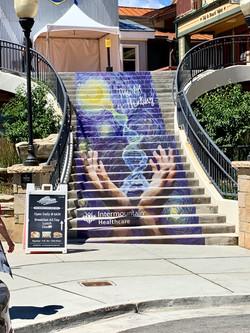 Intermountain Healthcare-stairs