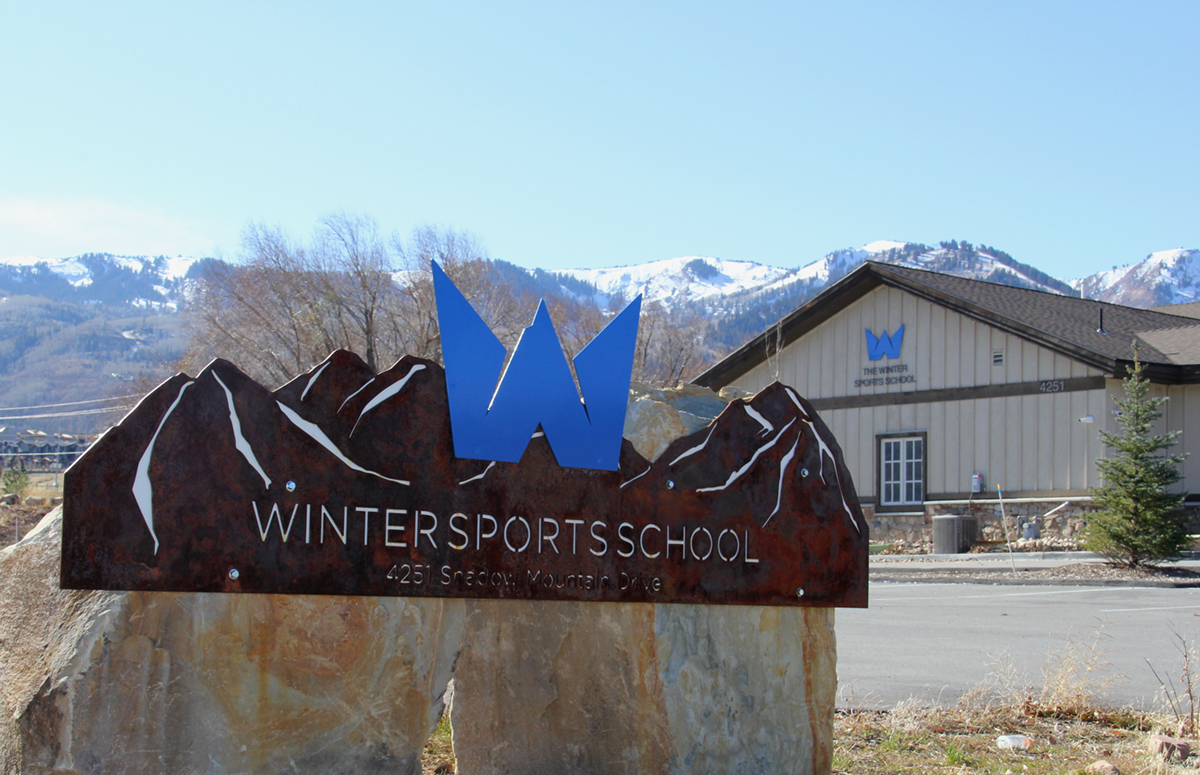 The Winter Sports School