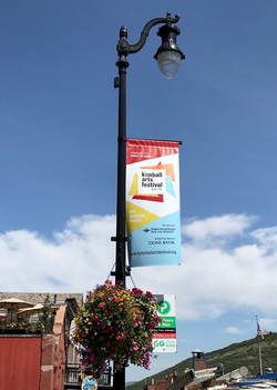 Light Pole Banner