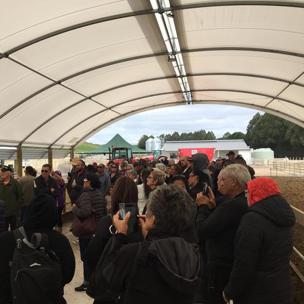 AGM and Farm tour