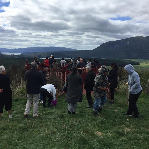 Onuku farm tour
