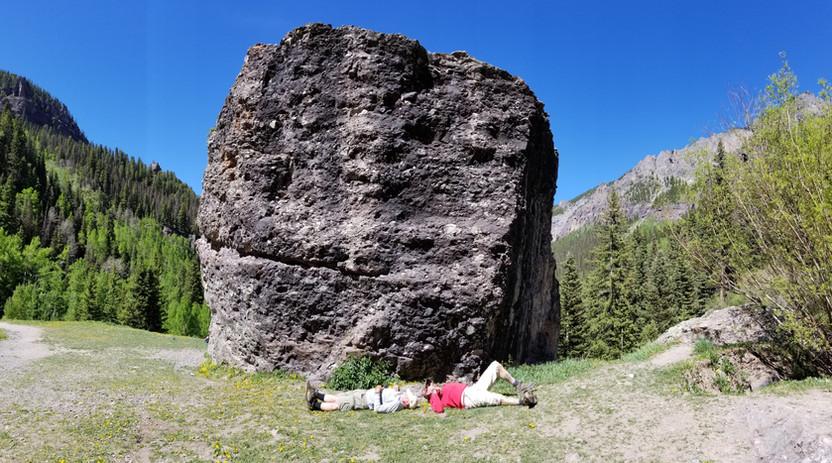 Rest Under The Rock