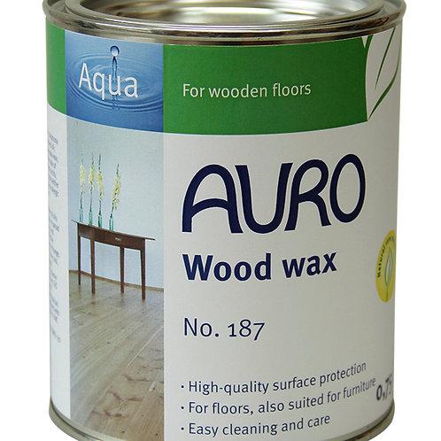 No. 187 - Wood wax