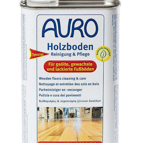 No. 661 - Wooden floors cleaning and care