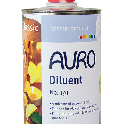 No. 191 - Diluent (Orange Oil)