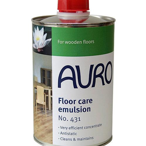 No. 431 - Floor care emulsion