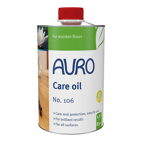 No. 106 - Care oil