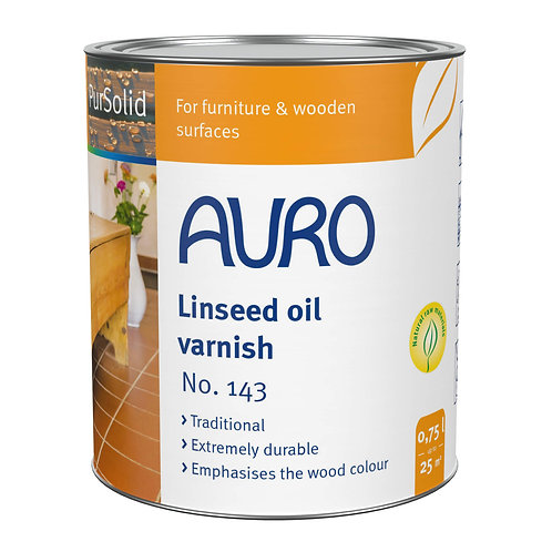 No. 143 - Linseed oil varnish