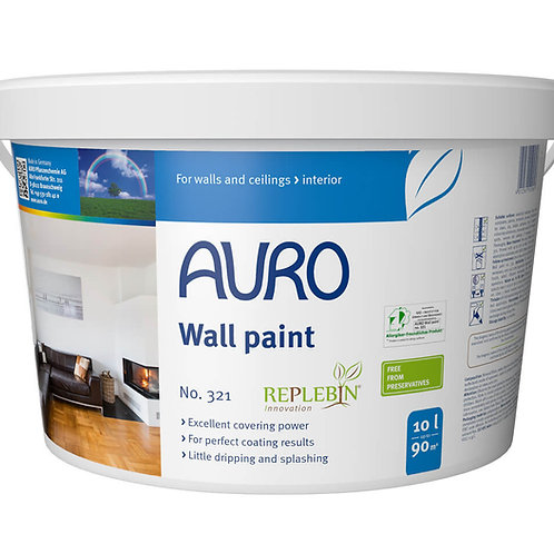 No. 321 - Wall paint