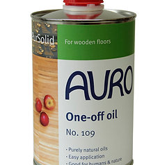 No. 109 - One-off oil
