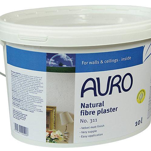 No. 311 - Natural fiber plaster, indoors