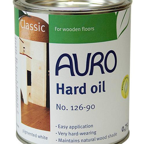 No. 126-90 - Hard oil, white