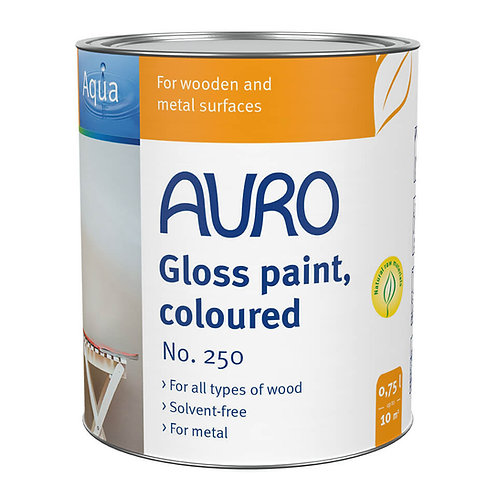 No. 250 - Gloss paint