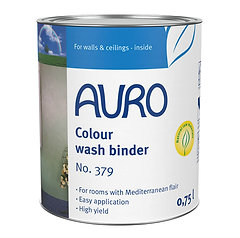 No. 379 - Color wash binder