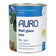 No. 370 - Wall glaze wax