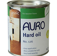 No. 126 - Hard oil