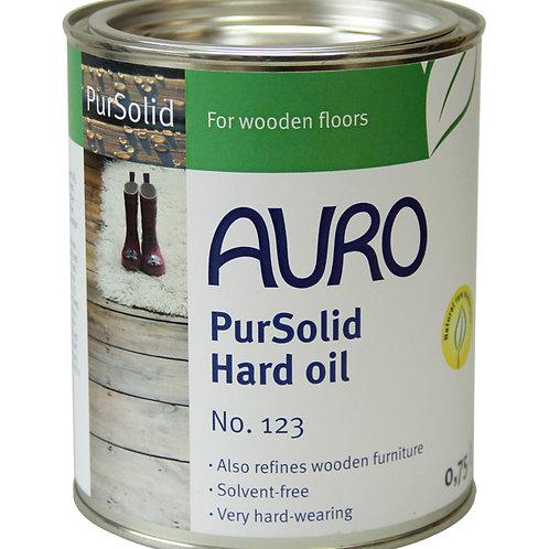 No. 123 - PurSolid hard oil