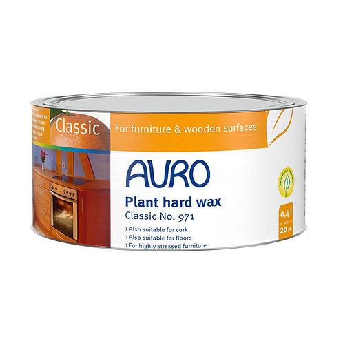 No. 971 - Plant hard wax