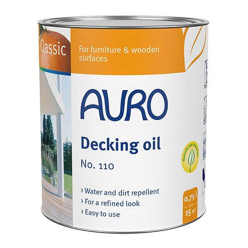 No. 110 - Decking oil