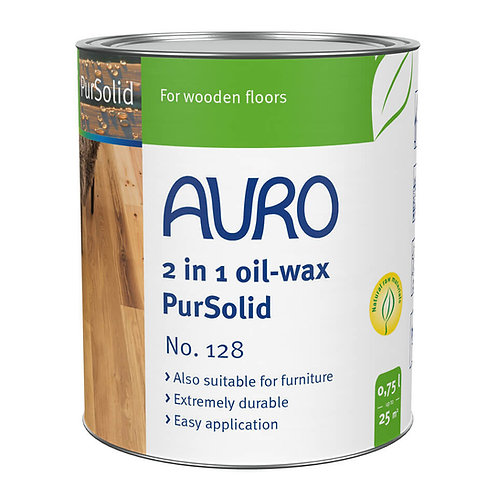 No. 128 - 2 in 1 Oil-wax PurSolid