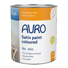 No. 260 - Satin paint