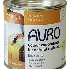 No. 150 - Color concentrates for natural resin oils